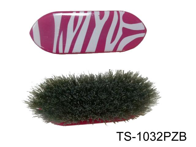 PONY DANDY BRUSH ZEBRA PRINT