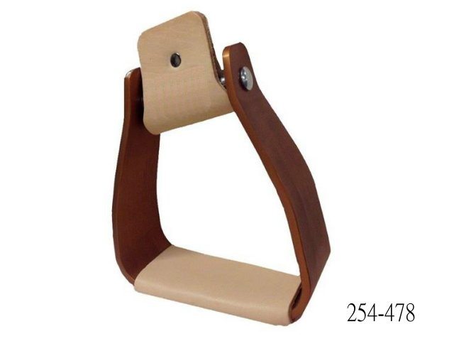 ALUM. SLOPED STIRRUP