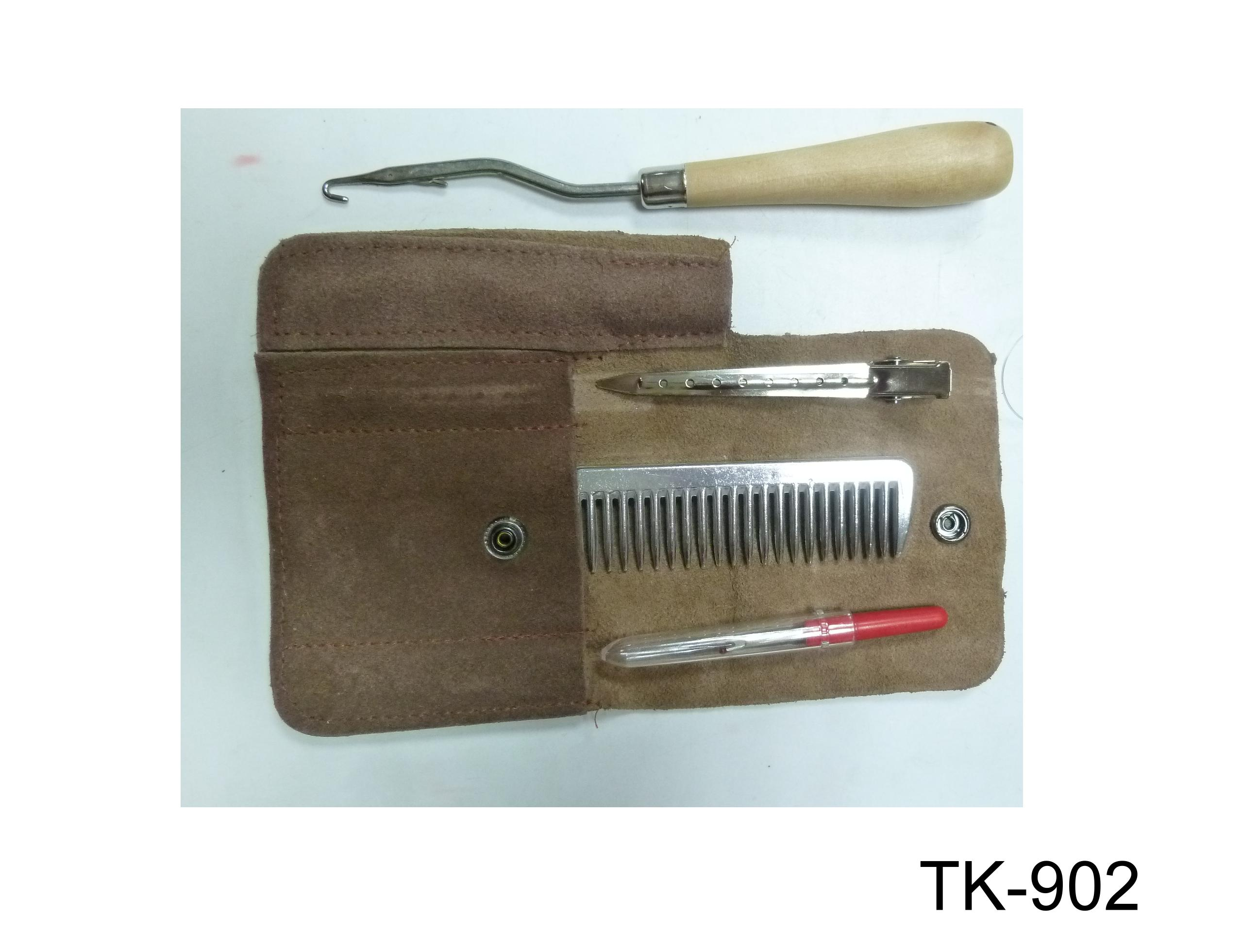 POCKET BRALDING KIT 4 PIECE