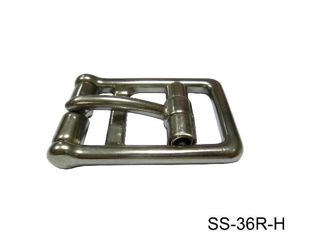 SS 2-BAR GIRTH BUCKLE