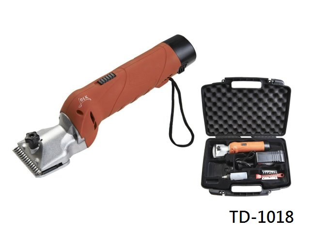 RECHARGEABLE DC HORSE CLIPPER