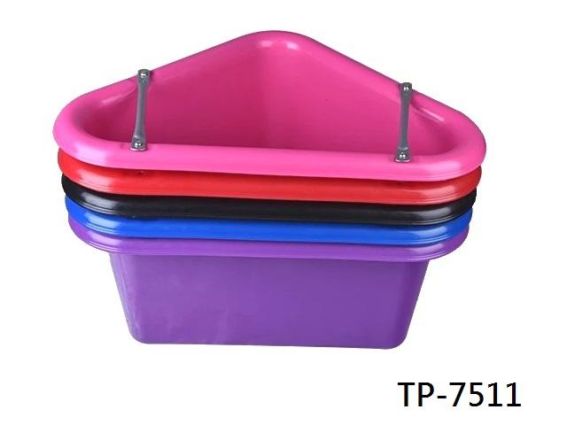 PLASTIC CORNER BUCKET