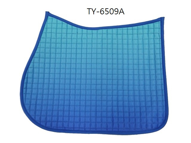 Ombre effect Saddle Pad